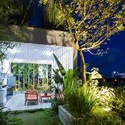 Đưa không khí làng quê vào dự án văn phòng 4 tầng ở Đà Nẵng