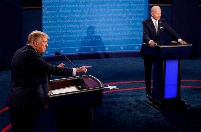 Biden để ngỏ khả năng lùi buổi tranh luận với Trump