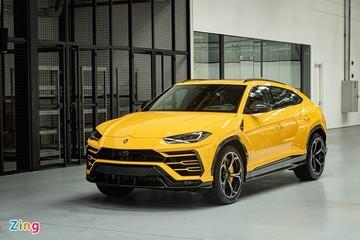 Lamborghini lập kỷ lục doanh số bất chấp đại dịch