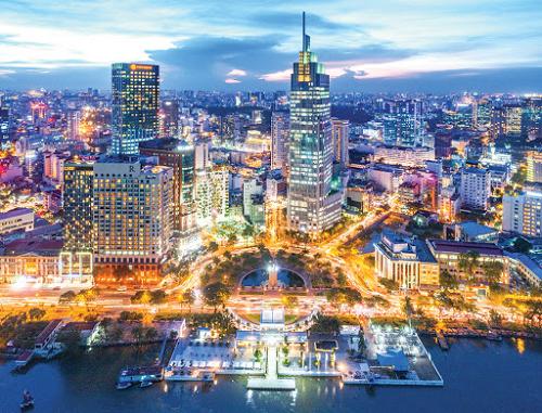 Dự thảo Nghị quyết tổ chức chính quyền đô thị tại TP HCM được thông qua