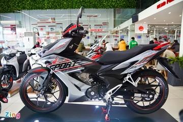 Giá bán Honda Winner X tăng trở lại