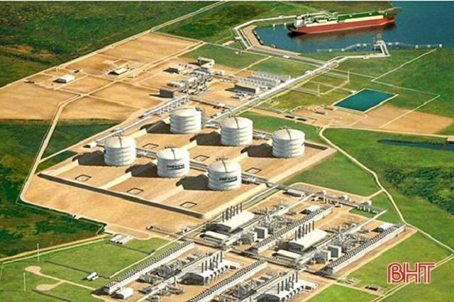 Một doanh nghiệp đề xuất làm nhà máy điện LNG tại Hà Tĩnh, tổng đầu tư 50.000 tỷ đồng