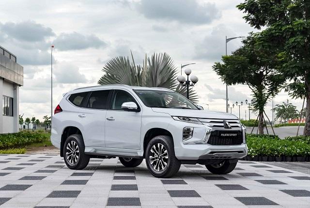 Mitsubishi Pajero Sport 2020 ra mắt tại Việt Nam, giá cao nhất 1,345 tỷ đồng