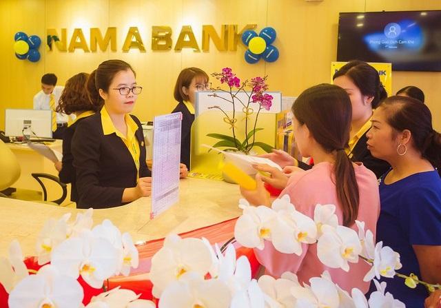NamABank sẽ lên UPCoM giá 13.500 đồng/cp