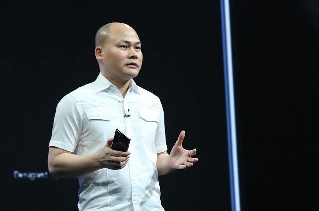 Ông Nguyễn Từ Quảng, CEO BKAV. Ảnh: VnExpress.