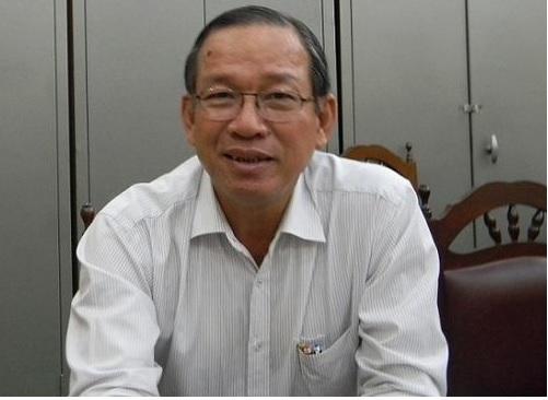Ông Nguyễn Hoàng Minh, Phó giám đốc Ngân hàng Nhà nước Chi nhánh TP HCM.