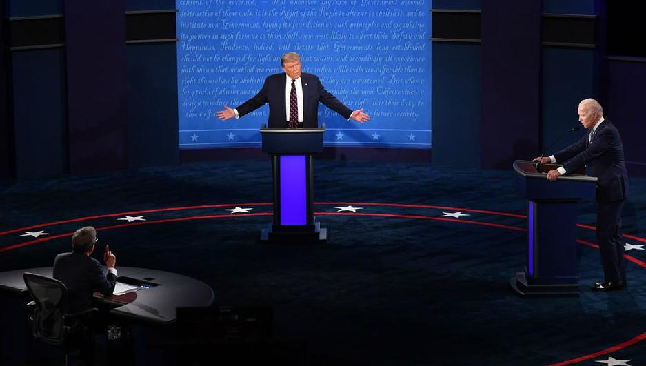 Trump thất thế trước Biden tại nhiều bang chiến địa chủ chốt