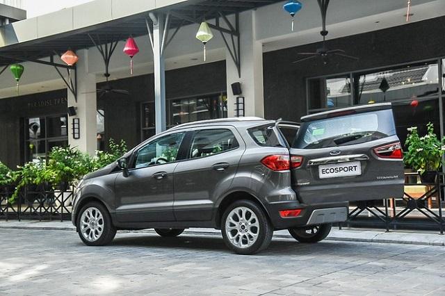 Ford EcoSport 2020 được ra mắt tại Việt Nam, giá từ 603 triệu đồng