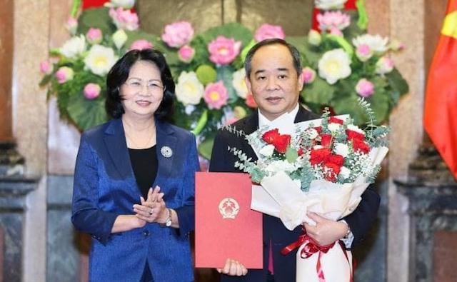 Ông Lê Khánh Hải làm Phó Chủ nhiệm Văn phòng Chủ tịch nước