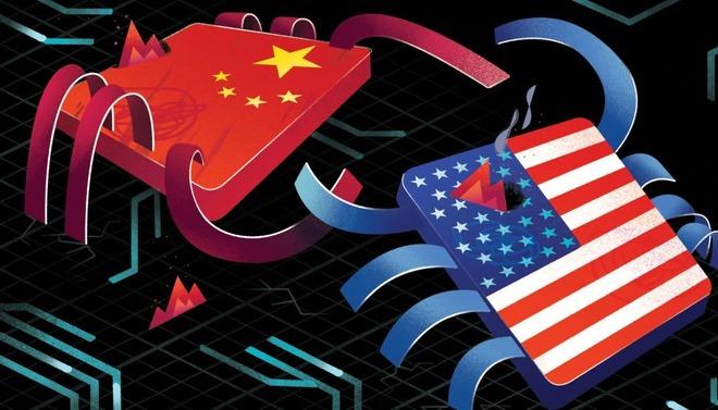 'Huawei thứ hai' đang bị Mỹ nắm thóp