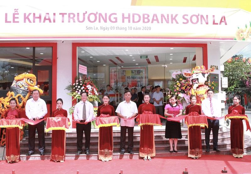 HDBank mở chi nhánh tại Sơn La
