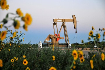 Sản lượng tại vịnh Mexico giảm, giá dầu tăng