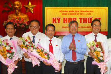 Đồng Nai có tân Phó Chủ tịch tỉnh
