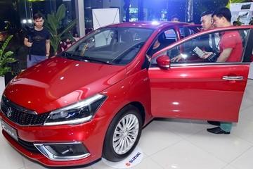 Sedan giá rẻ nhất của Suzuki tại Việt Nam giảm giá 30 triệu đồng
