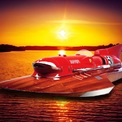 <p> Năm 2012, Ferrari Arno XI được hãng RM Sotheby's bán đấu giá thành công với số tiền hơn 1 triệu USD. Hiện tại, chiếc thuyền danh tiếng này đang được duPont Registry rao bán với mức giá được giữ kín. Nhân viên bán hàng tiết lộ với trang <em>Business Insider</em> rằng chiếc thuyền gắn mác Ferrari sẽ có giá khoảng 12 triệu USD.</p>