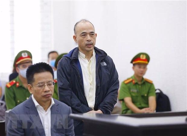 Phạt tù 2 bị cáo trong vụ lạm dụng chức vụ, quyền hạn tại PV Oil