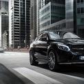 """<p class=""""Normal""""> <strong>Mercedes-AMG GLE43 4Matic Coupe: 4,559 tỷ đồng</strong></p> <p class=""""Normal""""> Thiết kế của xe là sự pha trộn giữa phong cách khỏe khoắn của SUV và cá tính của Coupe. Mẫu xe này sở hữu kích thước dài x rộng x cao lần lượt là 4.891 x 2.003 x 1.719 (mm). Mercedes-AMG GLE43 4Matic Coupe được trang bị động cơ V6 sản sinh công suất cực đại 367 mã lực tại 5.550 - 6.000 vòng/phút, mô-men xoắn cực đại 520 Nm tại 1.800 - 4.000 vòng/phút. Kết hợp với hộp số tự động 9 cấp 9G-TRONIC cùng hệ dẫn động 4 bánh 4MATIC, xe mất 5,7 giây để tăng tốc từ 0 đến 100 km/h trước khi đạt vận tốc 250 km/h. (Ảnh: <em>Mercedes</em>)</p>"""