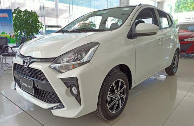 Một loạt trang bị trên Toyota Wigo 2020 bán tại Việt Nam bị 'lược bỏ'