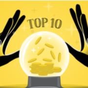 10 cổ phiếu tăng/giảm mạnh nhất tuần: Nhóm vốn hóa vừa và nhỏ 'chiếm sóng'