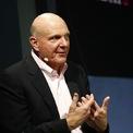 """<p class=""""Normal""""> <strong>7.<span> </span>Steve Ballmer</strong></p> <p class=""""Normal""""> Tài sản: 73,3 tỷ USD</p> <p class=""""Normal""""> Tăng: 2,6 tỷ USD</p> <p class=""""Normal""""> Quốc gia: Mỹ</p> <p class=""""Normal""""> Nguồn tài sản: Microsoft (Ảnh: <em>Bloomberg</em>)</p>"""