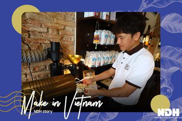 Nhà sáng lập SHIN Cà Phê Nguyễn Hữu Long: Hành trình nâng tầm cà phê thành sản vật quốc gia
