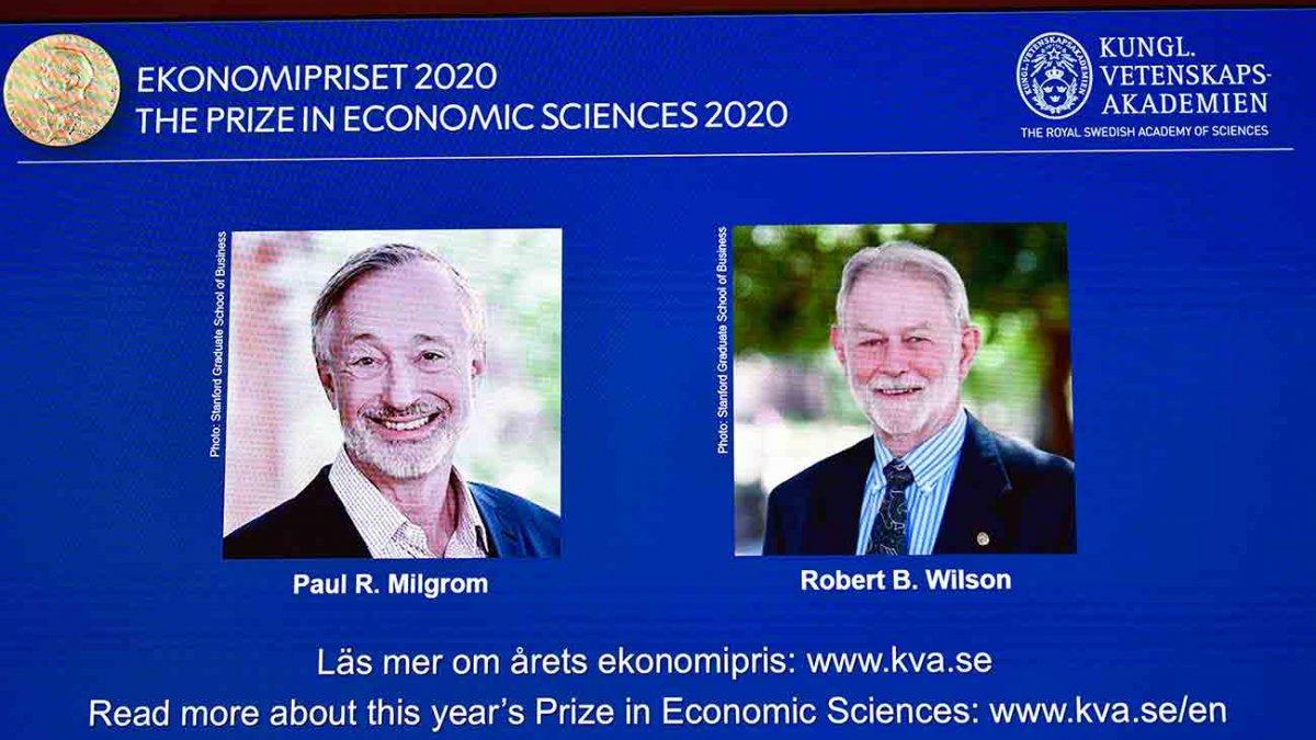 Thuyết đấu giá đoạt giải Nobel Kinh tế 2020