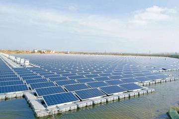 Doanh nghiệp Hoàng Sơn đề xuất làm điện mặt trời trên hồ Ea Súp Hạ rộng 120ha