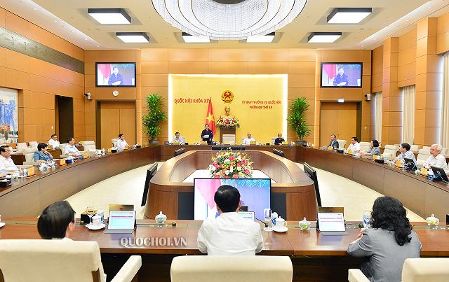 Thường vụ Quốc hội sẽ cho ý kiến về công tác nhân sự, tổ chức chính quyền đô thị TP HCM