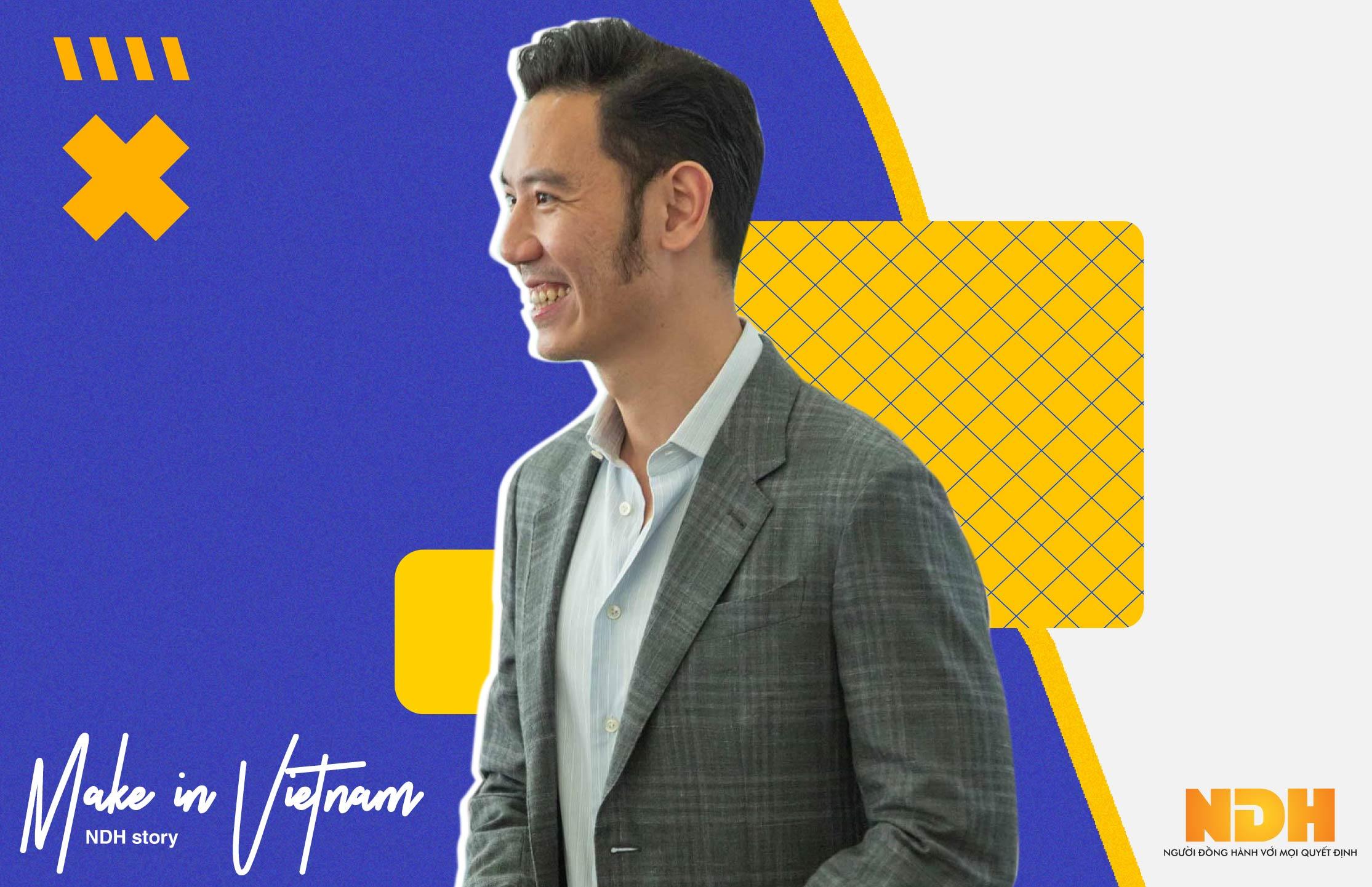 CEO Việt chế tạo robot tại Thung lũng Silicon: 'Tôi muốn làm cầu nối đưa những gì học được ở Mỹ về Việt Nam'
