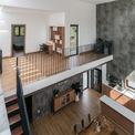 <p> Tầng 2 thông thoáng với phong cách thiết kế và nội thất đơn giản.</p>