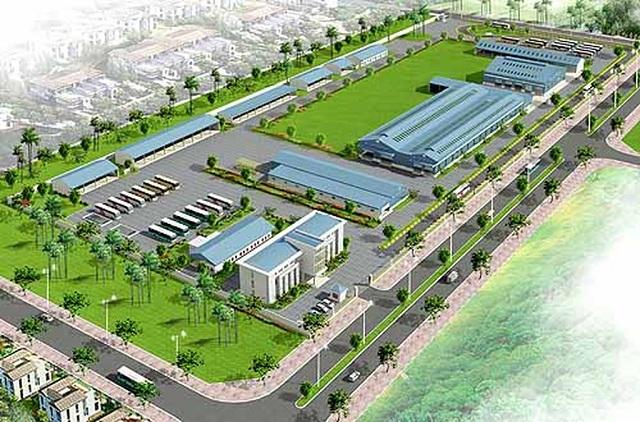 Hưng Yên thành lập cụm công nghiệp Phùng Chí Kiên 50 ha