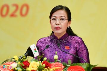 Bà Nguyễn Thanh Hải tái đắc cử Bí thư Tỉnh ủy Thái Nguyên