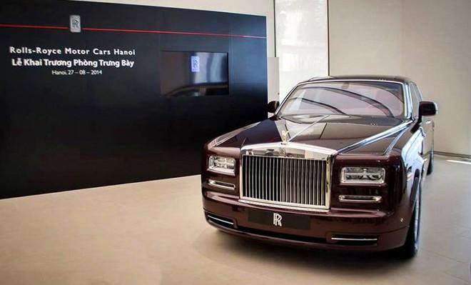 Đại lý Rolls-Royce đóng cửa, chính thức ngừng hoạt động tại Việt Nam