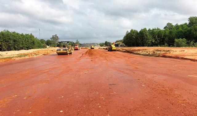 Dự án cao tốc Bắc Nam, phía Đông đoạn Nghi Sơn - Diễn Châu hủy thầu