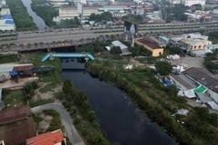 TP HCM 'xin' trung ương hơn 10.000 tỷ đồng cho dự án nút giao An Phú và kênh Tham Lương - Bến Cát