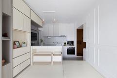 'Hô biến' căn hộ từ 2 thành 4 phòng ngủ