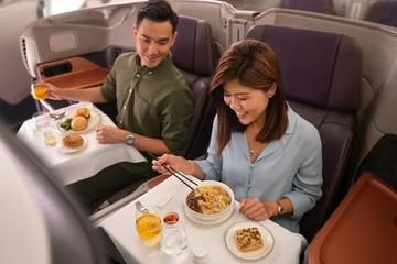 Singapore: Nhà hàng trên máy bay, du thuyền không điểm đến 'cháy vé'