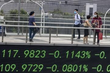 Nhà đầu tư phản ứng với phát biểu của chủ tịch Trung Quốc, chứng khoán châu Á giảm