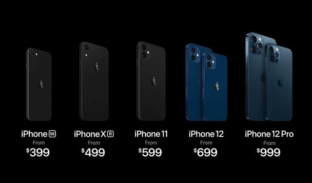 Tóm tắt sự kiện Apple: Trình làng 4 mẫu iPhone 12, HomePod Mini