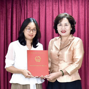 NHNN có tân Phó Vụ trưởng trưởng Chính sách tiền tệ