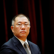 Thái tử Hyundai chính thức được trao 'ngai vàng'