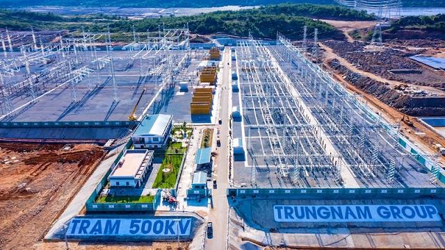 Trung Nam đề nghị được hưởng giá điện 9,35 Uscent/kWh cho toàn bộ dự án