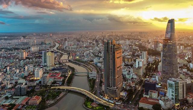 IMF: Việt Nam nằm trong nhóm hiếm hoi các nền kinh tế tăng trưởng dương 2020