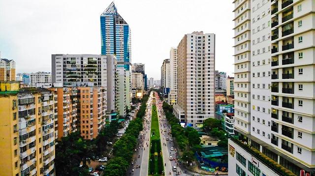 Savills: Khoảng cách giá giữa chung cư ngoại thành và nội thành đang được rút ngắn