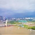 <p> Một dự án được giới thiệu sớm vào tháng 10 tại khu vực Thủ Thiêm, quận 2 dù có giá trung bình 7.000 USD/m2 đã được đặt cọc giữ chỗ gần hết chỉ trong một ngày, theo thông tin từ ông Nguyễn Khánh Duy, Giám đốc phòng Kinh doanh bất động sản nhà ở, Savills Việt Nam.</p>