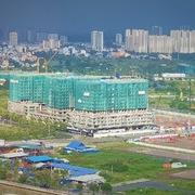 Dự án 640 căn hộ giá trung bình 7.000 USD/m2 tại TP HCM