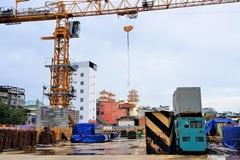 3 dự án hạng sang trên 7.000 USD/m2 tại TP HCM dừng triển khai