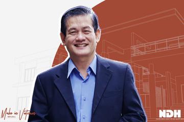 Khát vọng thay đổi bộ mặt đô thị của kiến trúc sư Việt 15 năm làm việc tại Bắc Mỹ và châu Á