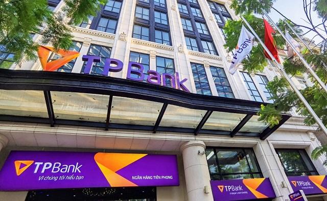 TPBank báo lãi 9 tháng tăng 26%