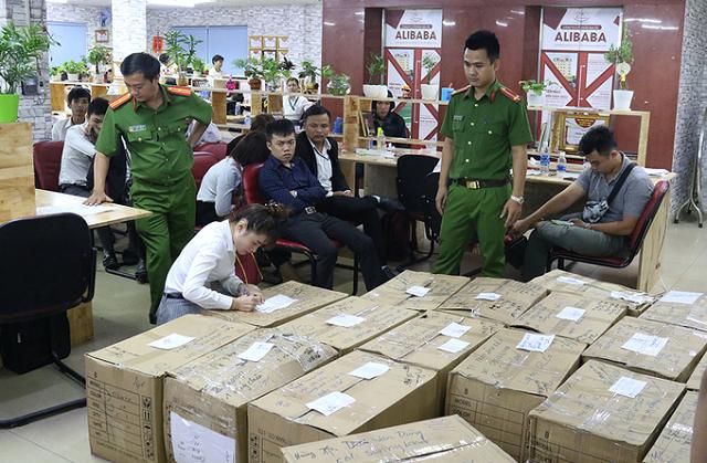 Thêm 6 lãnh đạo, nhân viên Công ty địa ốc Alibaba bị bắt tạm giam